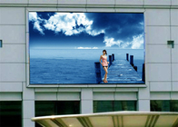 High Definition P10mm Outdoor Fixed LED Display 160*160mm Module Dimension Vivid Effects