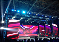 Super 4K LED TV Advertising Displays , P4.81mm LED Giant Screen Fine Smooth Picture for stage rental LED Display